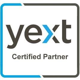 Yext Certified Marketing Company