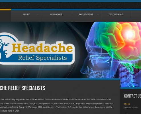 Headache Relief Specialists