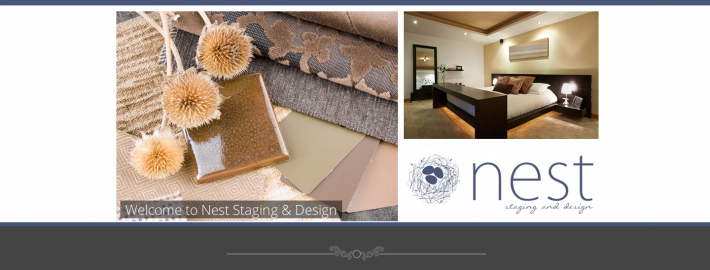 Nest Interior Design Website