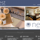 Nest Interior Design Website
