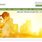 Wasatch Allergy Web Design